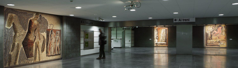 linea 6 - stazione mostra