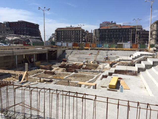 piazza Garibaldi: arriva il bosco urbano