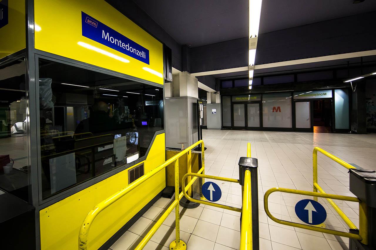 metro montedonzelli