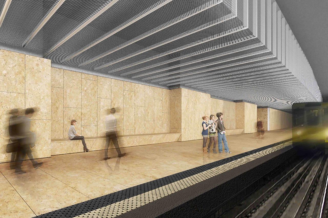 metro napoli - stazione poggioreale